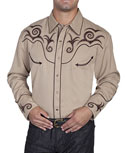 [Scully Westerns (BIG) Timber Trail Shirt]