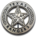 [ Texas Rangers Company A - Peso Badge]