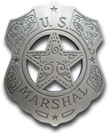 [ U.S. Marshal Badge (fancy engraved)]