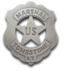 [ U.S. Marshal, Tombstone, A.T.]