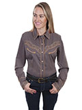[Scully Westerns Sonoran Blouse]
