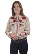 [Scully Westerns Santa Rosa Blouse]
