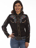 [Scully Westerns Santa Ana Blouse]