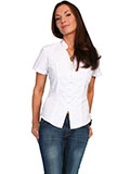 [Scully Cantina Collection Sofia Short Sleeve Blouse]