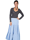 [Scully Cantina Collection Cantina Long Skirt ]