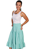 [Scully Cantina Collection Cantina Ruffle Skirt* ]
