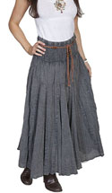 [Scully Cantina Collection Ladies Skirt* ]
