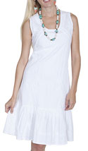 [Scully Cantina Collection Cantina Sleeveless Dress ]