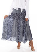[Scully Cantina Ladies Skirt* ]
