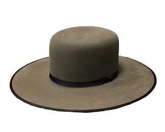 [Rodeo King Gunfighter Hat  -  CLOSE OUT COLOR]