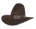 [Rodeo King Outlaw Hat -  CLOSE OUT COLOR]