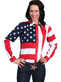 [Scully Rangewear Ladies Independence Shirt]