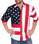 [Scully Rangewear Independence Short Sleeve Shirt]