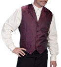 [Scully Rangewear  Scarboro Paisley Vest (BIG) ]