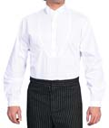 [Scully - Wing Tip Collar Shirt (Big)]