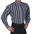 [Scully Rangewear Lawrence Stripe Shirt]