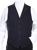 [Scully Rangewear Gilmore Vest (Big)]