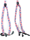 [Scully Rangewear Ladies or Junior Y-back Flag Suspenders ]