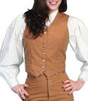 [Scully Rangewear Lady Trapper Vest]