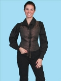 [Scully Rangewear Copperhill Lace Up Vest]