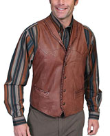 [Scully Whip Stitch Vest]