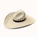 [Twister Hats Gus Natural Palm Straw Hat]