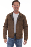 [Scully Contemporary Westerns Mole Skin Jacket]