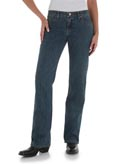 [Wrangler® Cowgirl Cut™ Q-Baby Jean]