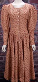 [Wild West Mercantile Margaret Dress]