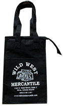 [Wild West Mercantile Lunch Tote]