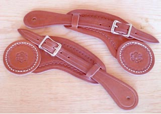 [Wild West Mercantile Spur Straps - CLOSE OUT ITEM]