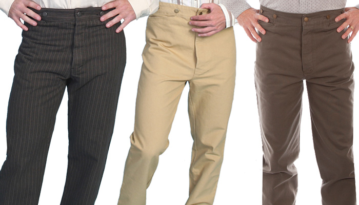 Frontier Trousers