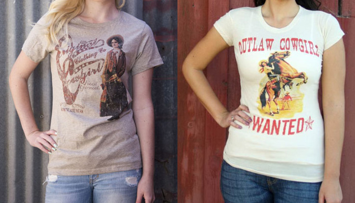 Cowgirl T-Shirts & More