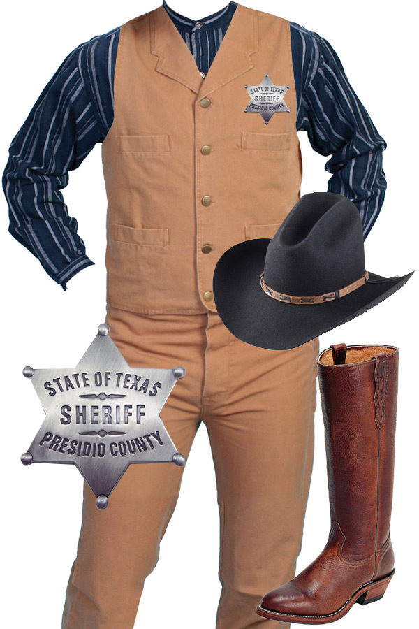 The Lawman Outfit